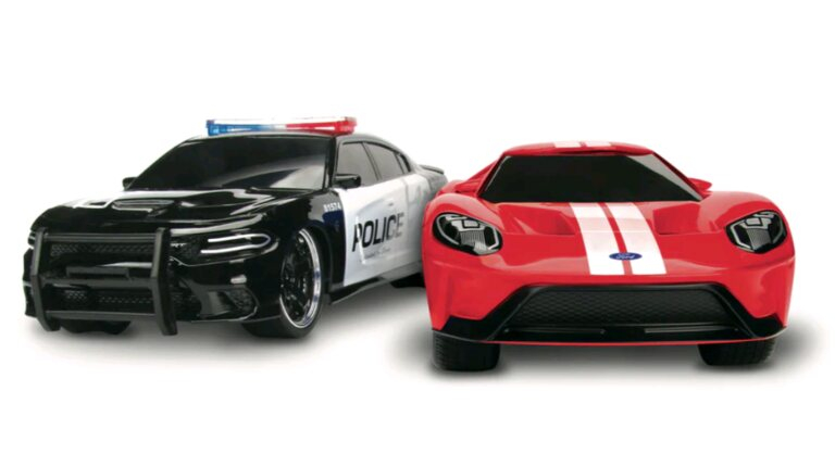 Dickie RC Heat Chase Twin Pack (251109002)