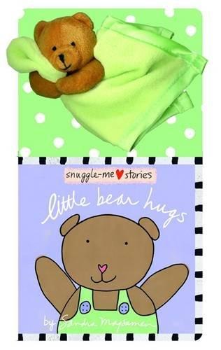 Little Bear Hugs (Snuggle-Me Stories)