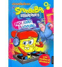 Spongebob Squarepants Holiday Annual