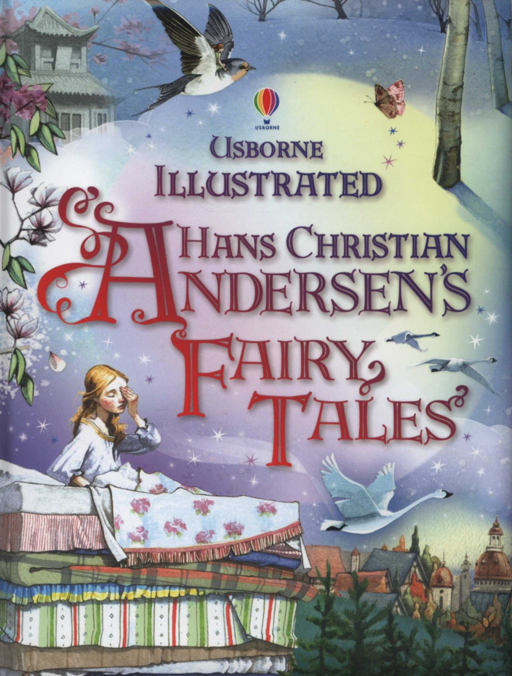 Illustrated Hans Christian Andersen (Usborne Illustrated Story Collections)