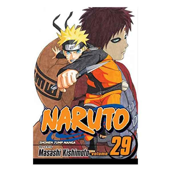 Naruto, Vol. 29: Kakashi vs. Itachi