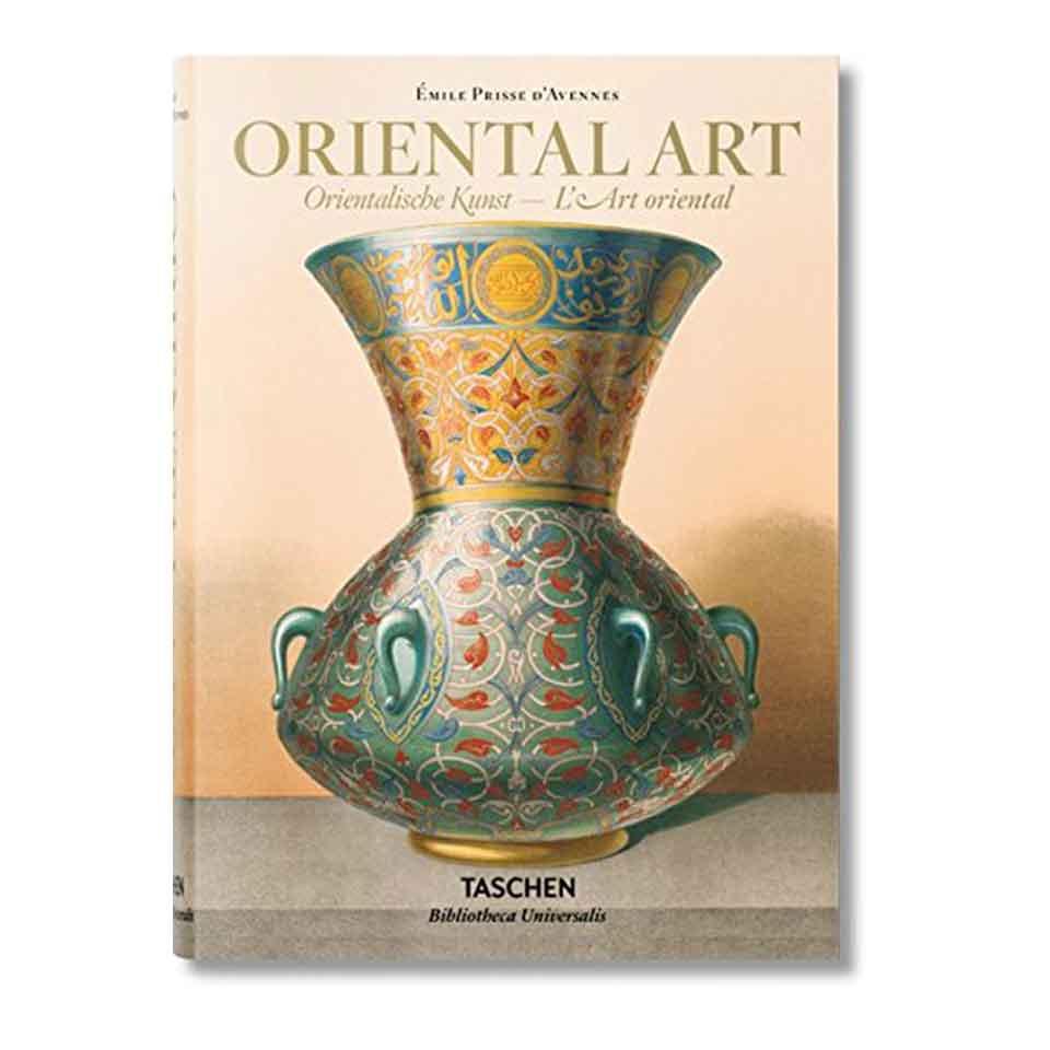Prisse d'Avennes: Oriental Art