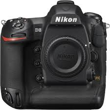 Nikon D5 DSLR Camera -Body Only, 20.8MP, 4K UHD Video Recording