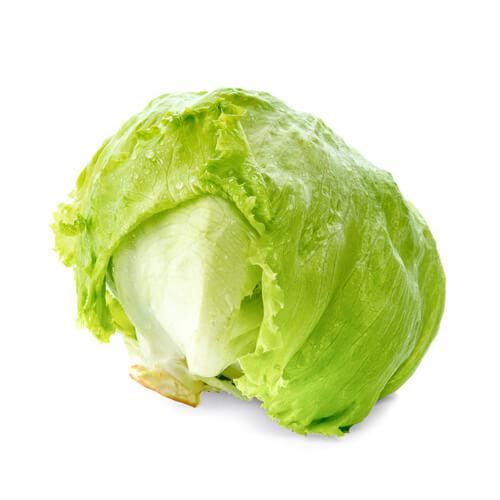 Lettuce Iceberg 400g-550g-Spain (UAE Delivery Only)
