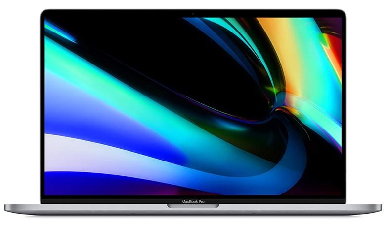Apple Macbook Pro Touch Bar and Touch ID Laptop - Intel Core i9, 2.3GHz, 16-Inch, 1TB, 16GB, AMD Radeon Pro 5500M-4GB, Space Gray,MVVK2 (English Keyboard, Apple Warranty)