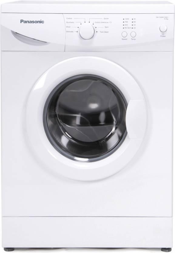 Panasonic 5.5 kg Fully Automatic Front Load Washing Machine (855MC1W01)