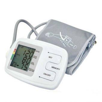 Digital Upperarm Blood Pressure Monitor